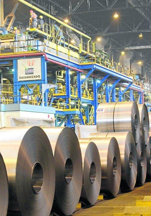 ArcelorMittal comienza a fabricar el nuevo acero más resistente ante la corrosión