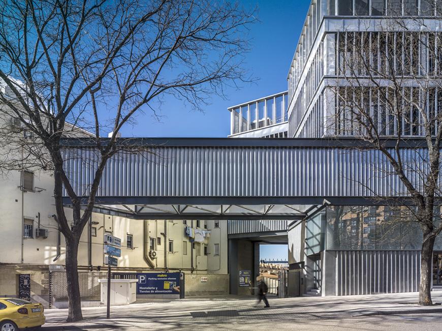 Edificio MAKRO – Un nuevo modelo de tienda