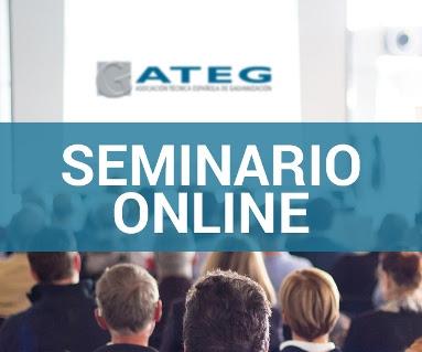 CALENDARIO SEMINARIOS GRATUITOS ONLINE ATEG